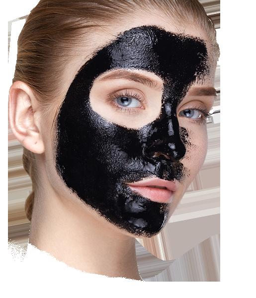 De 5 hipste gezichtsmaskers - Black Mask