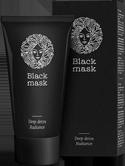 Black Mask Film Noir Contre les Boutons et les Points Noirs